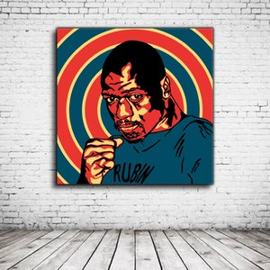 Pop Art Rubin Carter The Hurricane
