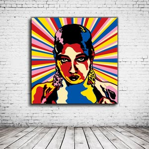 Pop Art Josephine Baker