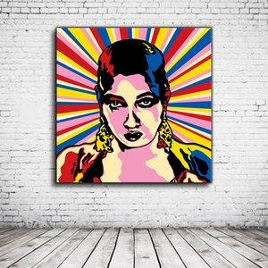 Pop Art Josephine Baker