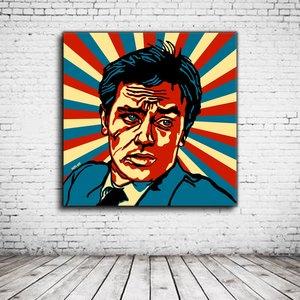 Pop Art Alain Delon