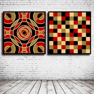 Duo Modern Art N° 131 & 132
