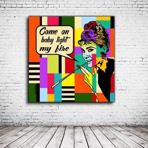 Pop Art Audrey Hepburn Ltd Edition