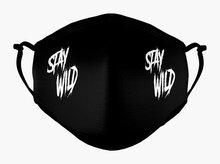 Mondmasker, Mondkapje Stay Wild