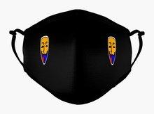 Mondmasker, Mondkapje Anonymous